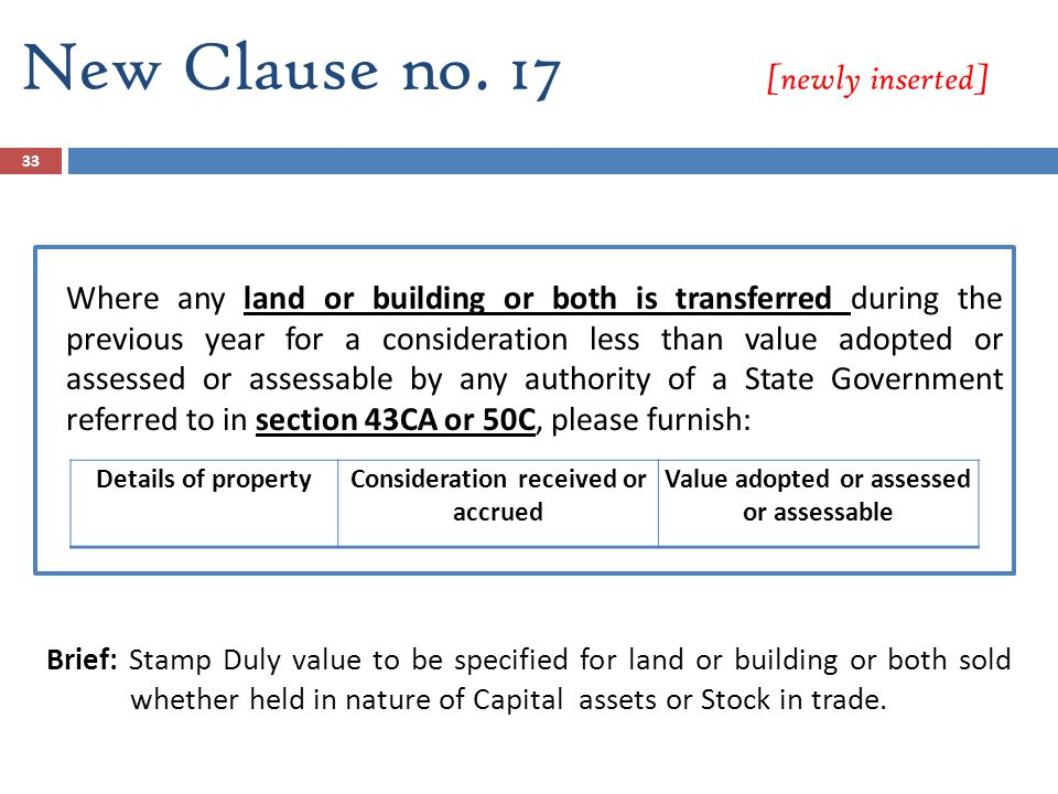 New Clause no. 17 [newly inserted]